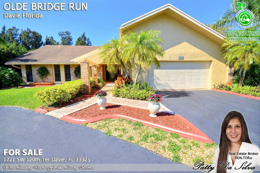 Olde Bridge Run Davie Homes